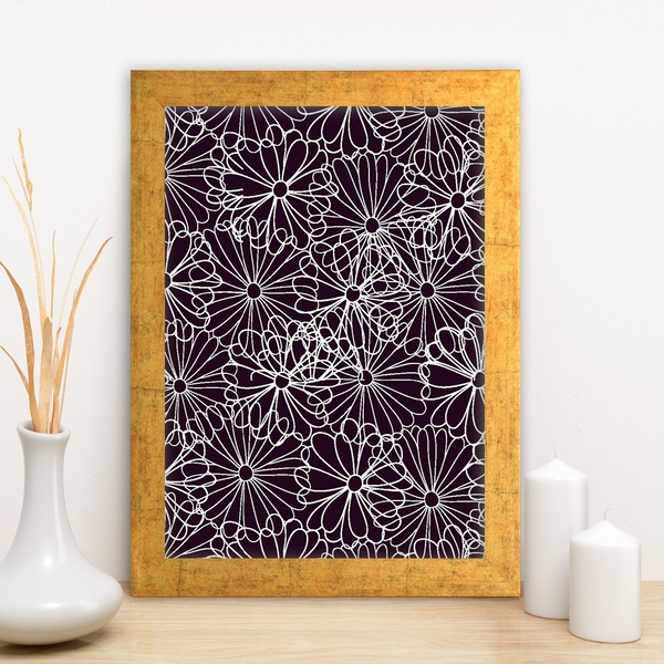 AC2920793841 Multicolor Decorative Framed MDF Painting
