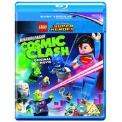 Lego: Justice League - Cosmic Clash Blu-ray