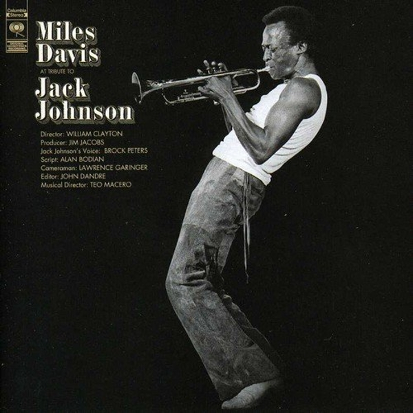 Miles Davis - A Tribute To Jack Johnson CD