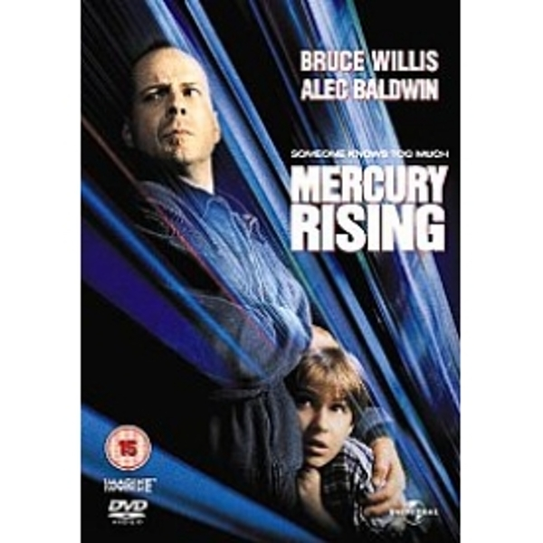 Mercury Rising DVD