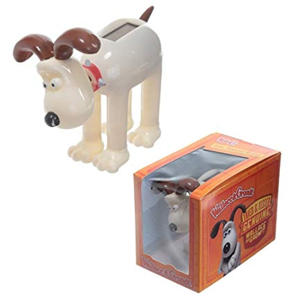 Gromit (Wallace & Gromit) Solar Powered Pal