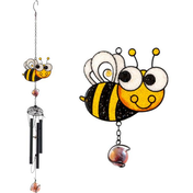 Bee Windchime Pack Of 6