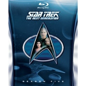 Star Trek The Next Generation Season 5 Blu Ray