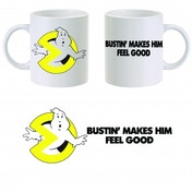 Ghost Busters Pac-Man Feel Good Mug ZT