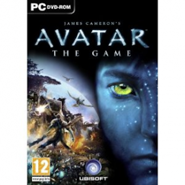 James Camerons Avatar The Game PC
