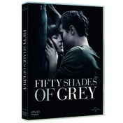 Fifty Shades of Grey DVD