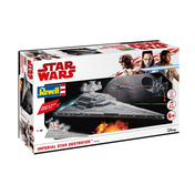 Imperial Star Destroyer (Star Wars) 1:4000 Revell Build & Play Kit