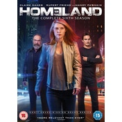 Homeland: Season 6 (2017) DVD