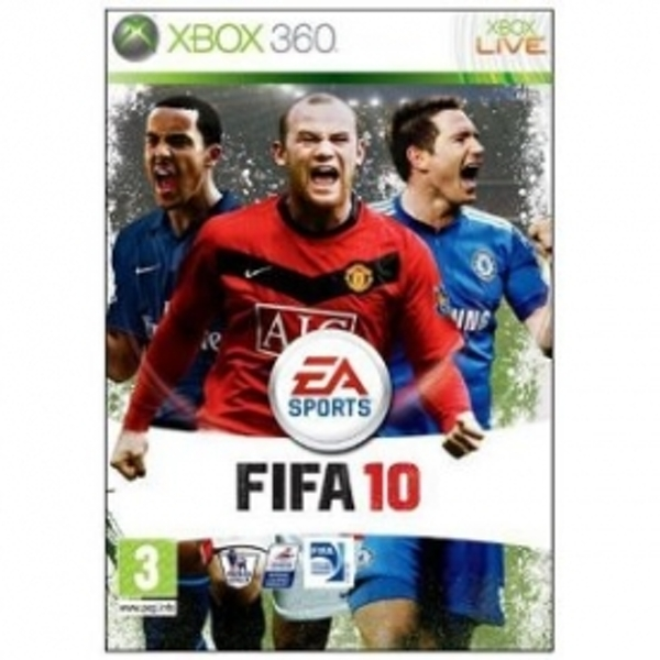 Ex-Display FIFA 10 Game Xbox 360 Used - Like New