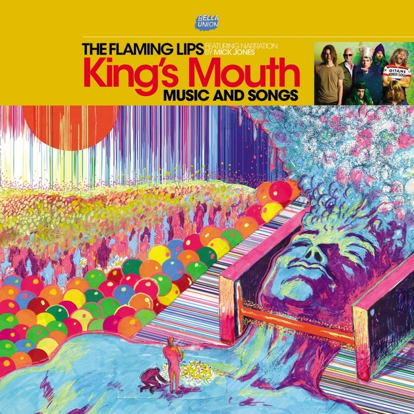 Flaming Lips - Kings Mouth Vinyl
