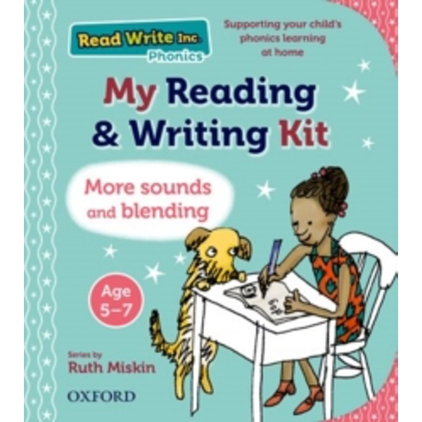 Read Write Inc.: My Reading and Writing Kit : More sounds and blending