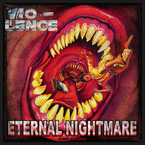 Vio-Lence - Eternal Nightmare Standard Patch