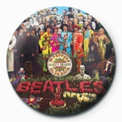 The Beatles - Sgt Peppers Badge