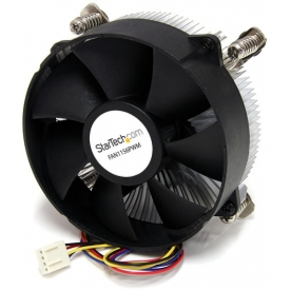 StarTech 95mm CPU Cooler Fan with Heatsink for Socket LGA1156/1155 with PWM