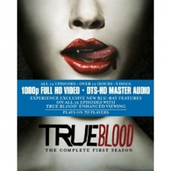 True Blood Season One Blu-Ray - Image 1
