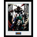 My Hero Academia Heroes and Villains Framed Collector Print - Image 2