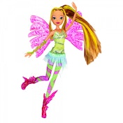 Flora - Winx Club 11.5-inch Deluxe Fashion Doll Sirenix