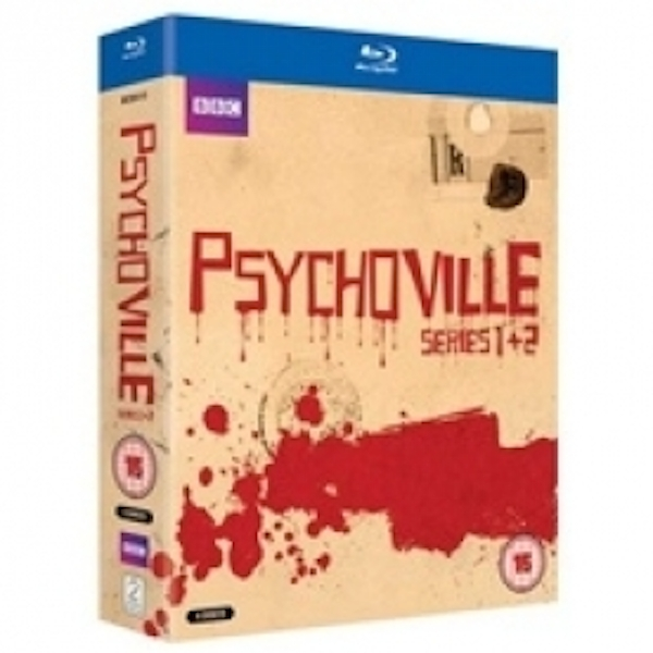 Psychoville Series 1 & 2 Blu-ray