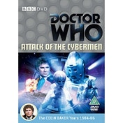 Doctor Who - Attack Of The Cybermen DVD