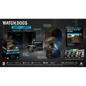 Watch Dogs Vigilante Edition Game Xbox 360