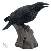 Ravens Cry Figurine