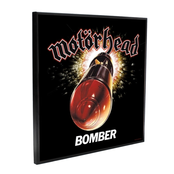 Bomber (Motorhead) Crystal Clear Picture