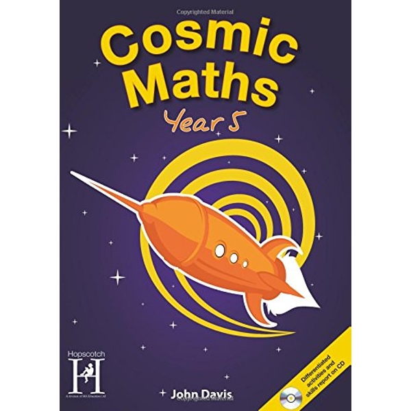 Cosmic Maths Year 5 by John Murray, John Davis (Paperback, 2016)
