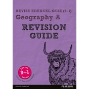 Revise Edexcel GCSE (9-1) Geography A Revision Guide: (with free online edition) by Michael Chiles (Mixed media product, 2016)