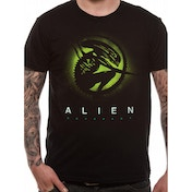 Alien Covenant - Silhouette Men's X-Large T-Shirt - Black