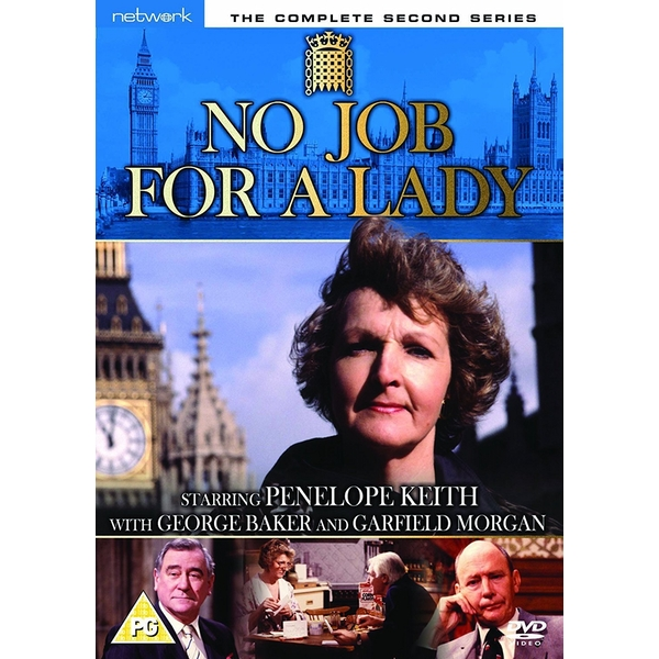 No Job For A Lady - Series 2 - Complete DVD