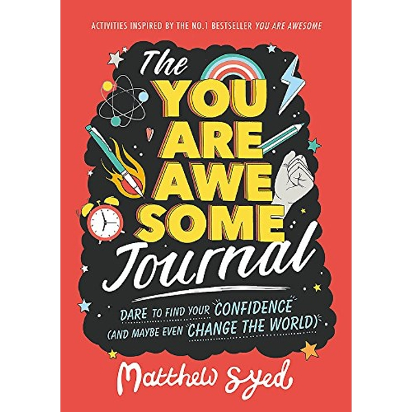 The You Are Awesome Journal by Matthew Syed (2018, Paperback)