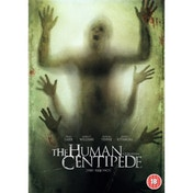 The Human Centipede DVD