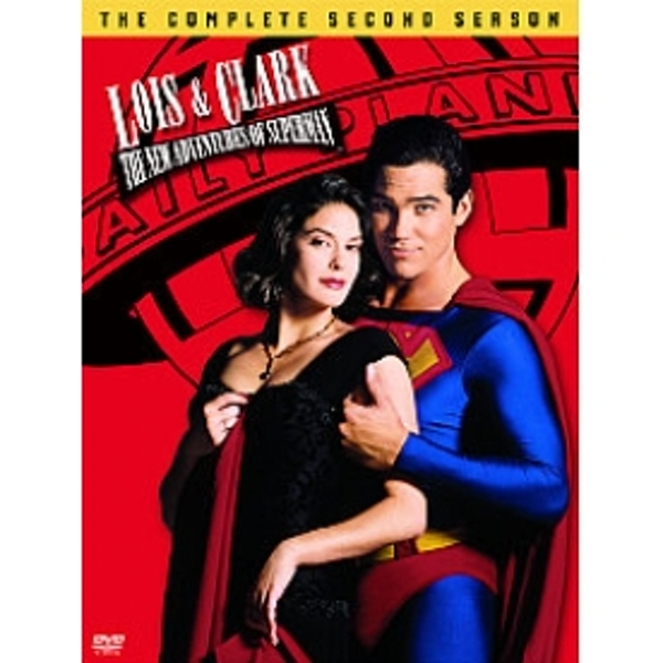 Lois And Clark The New Adventures Of Superman Series 2 DVD