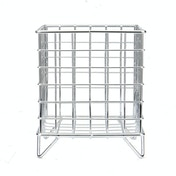 Coffee Pod Cage Holder | M&W Silver