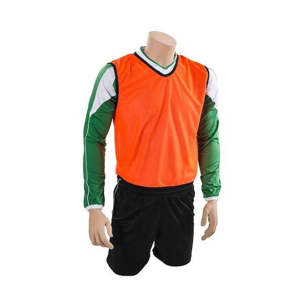 Mesh Training Bib Adult - Fluo Orange
