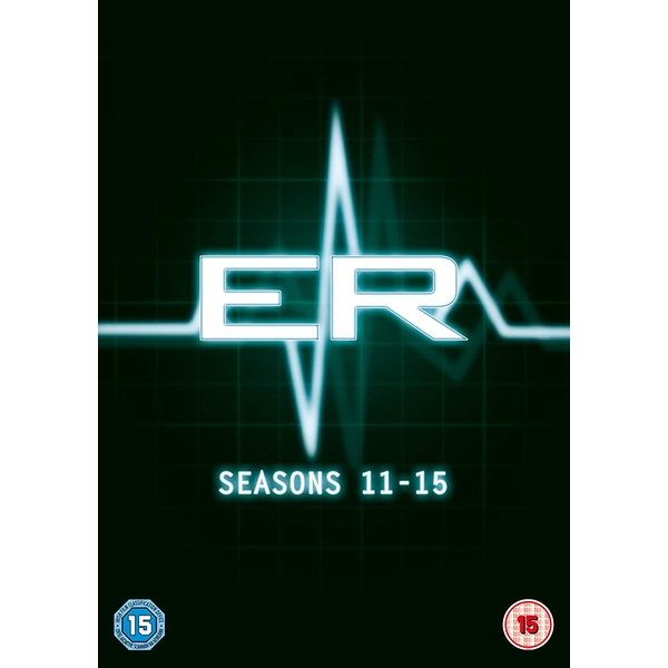 ER - Seasons 11-15 DVD