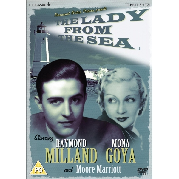 The Lady from the Sea DVD