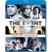 The Event Season 1 Box Set Blu-ray