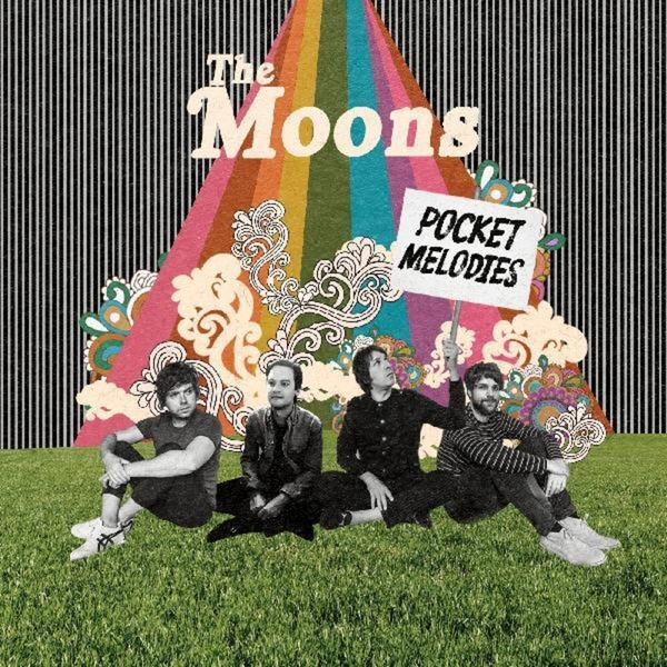 The Moons - Pocket Melodies Vinyl