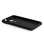 YouSave Accessories Sony Xperia SP Gel Case - Black