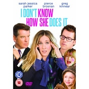 I Dont Know How She Does It DVD