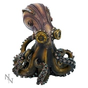 Octo-Steam Figurine