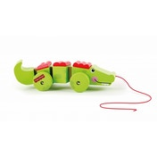 Fisher Price Crocodile On Wheels