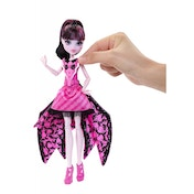 Monster High Draculaura Transforming Doll