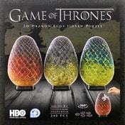 Game of Thrones Dragon Eggs 3D Puzzles Set