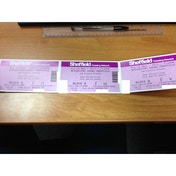 3 x One Direction 3rd Row From Front Motorpoint Arena Sheffield 19th March