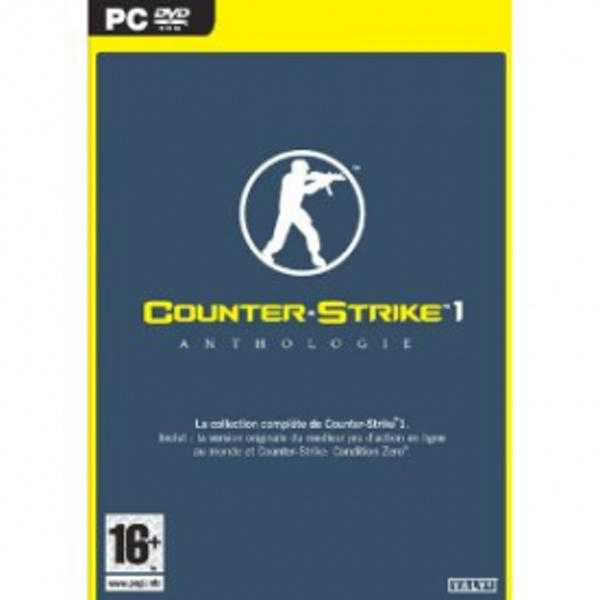 Counter Strike 1 Anthology Game PC