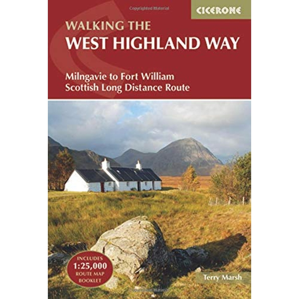 The West Highland Way: Milngavie to Fort William Scottish Long Distance Route by Terry Marsh (Paperback, 2016)