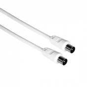 Hama Antenna Cable 75 dB 2m (White)