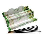 Sensuality (Pack Of 6) Stamford Hex Incense Sticks